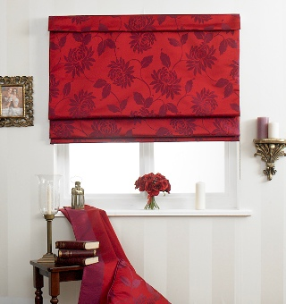 Example of Roman Blind